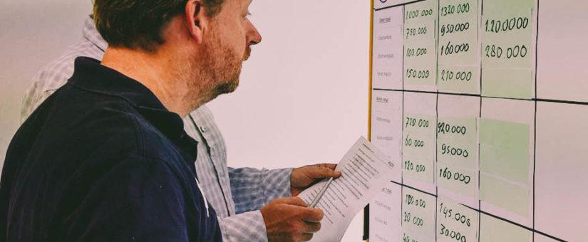 Hoe kunnen we het voorraadmanagement positief beïnvloeden?
